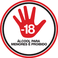 Venda proibida de àlcool para menores de 18 anos